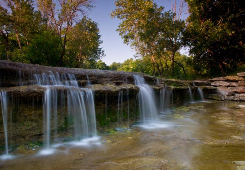 Waterfall | TRWD