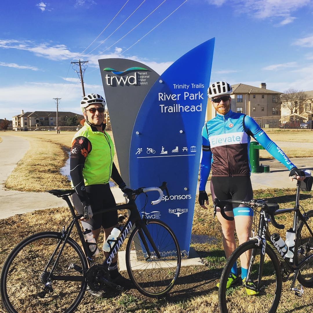 Trinity Trails Biking | TRWD