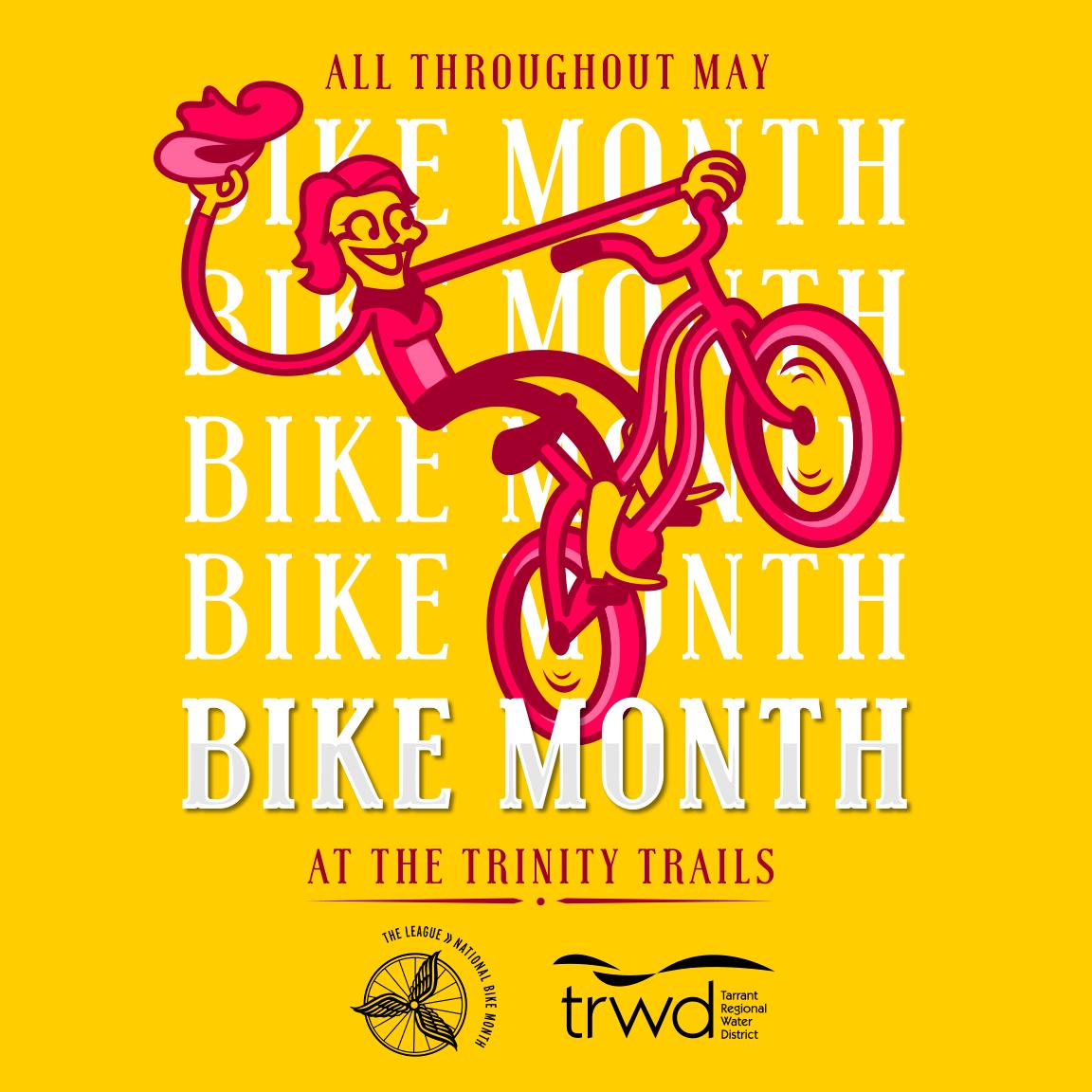 Bike Month | TRWD