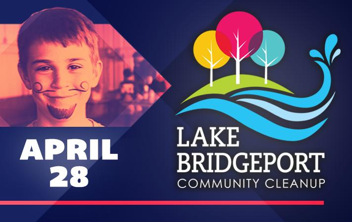 Lake Bridgeport Community Cleanup | TRWD