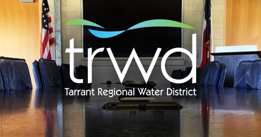 TRWD Special Board Meeting Agenda: October 30, 2018