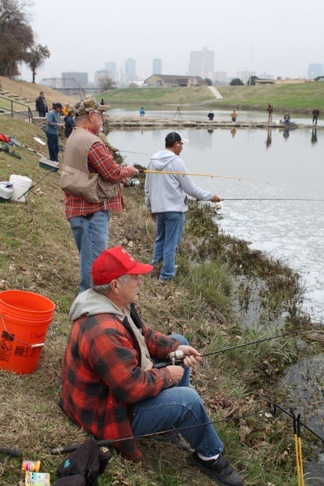 Trout Stocking | TRWD