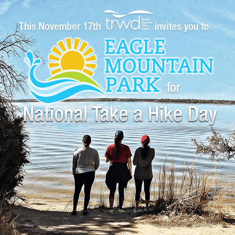National Take A Hike Day | TRWD