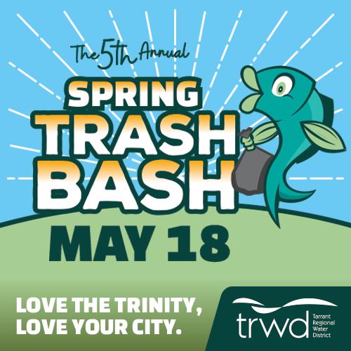 Spring Trash Bash | TRWD