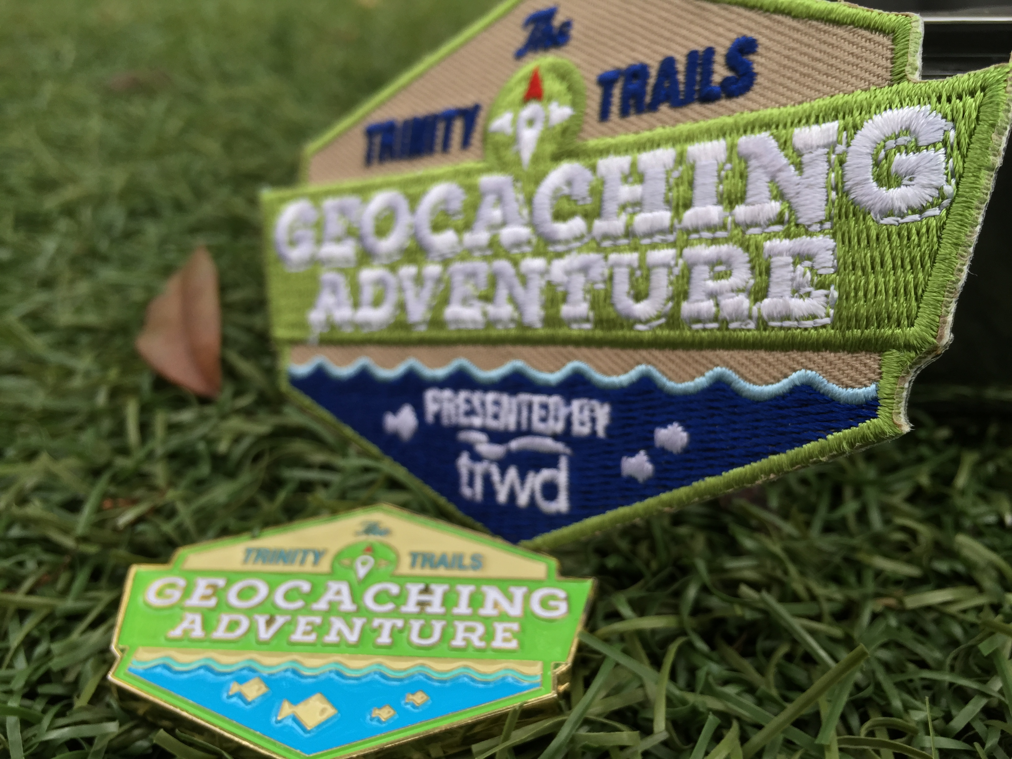 Geocaching Patch | TRWD