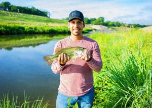 Urban Fishing Program | TRWD