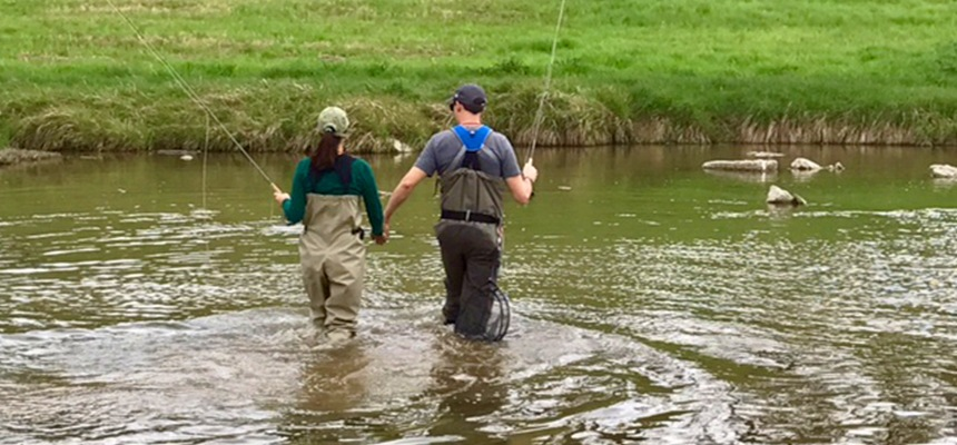 Trout Stocking Dates Released