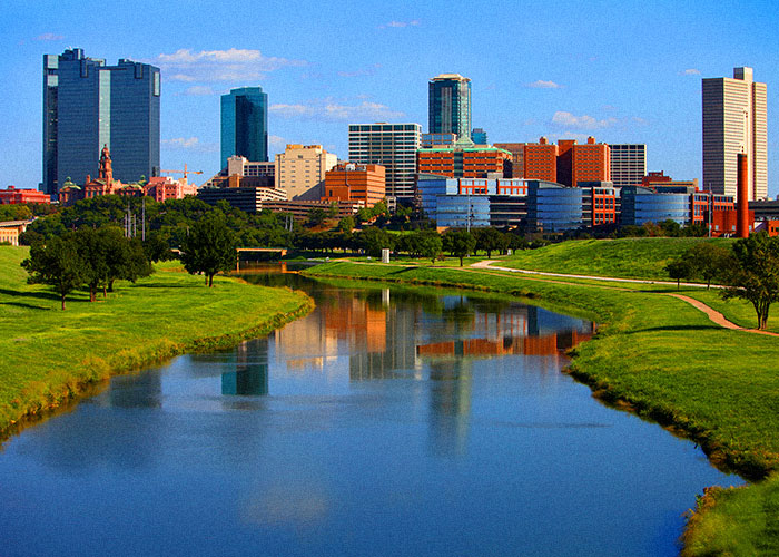 Downtown Fort Worth | TRWD