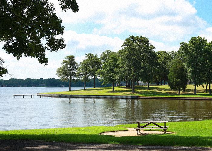 Lake | TRWD