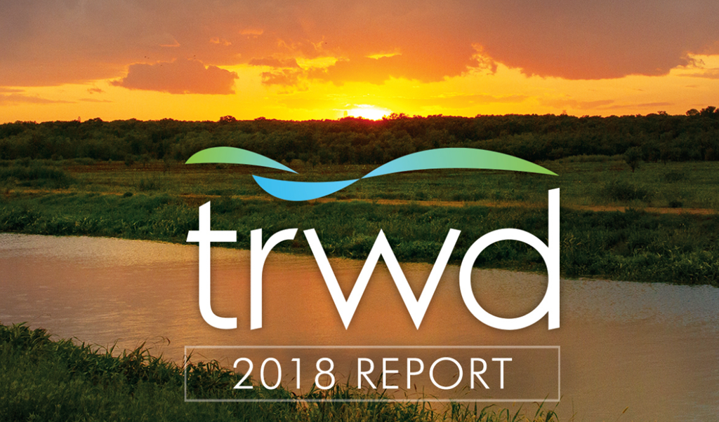2018 TRWD Report now online