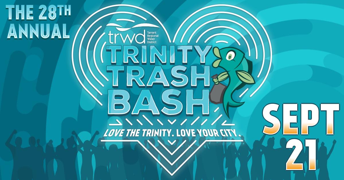 2019 Trinity Trash Bash Registration Open!