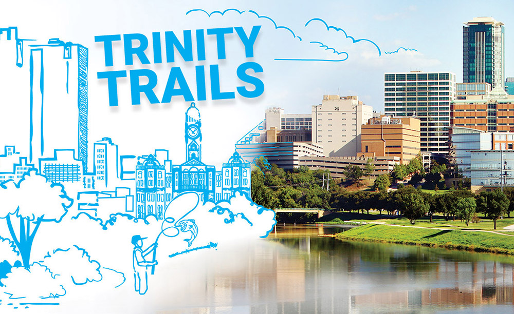 Check out the new Trinity Trails website