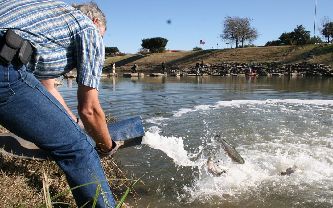 Trinity River Trout Stocking Dates 2019-2020