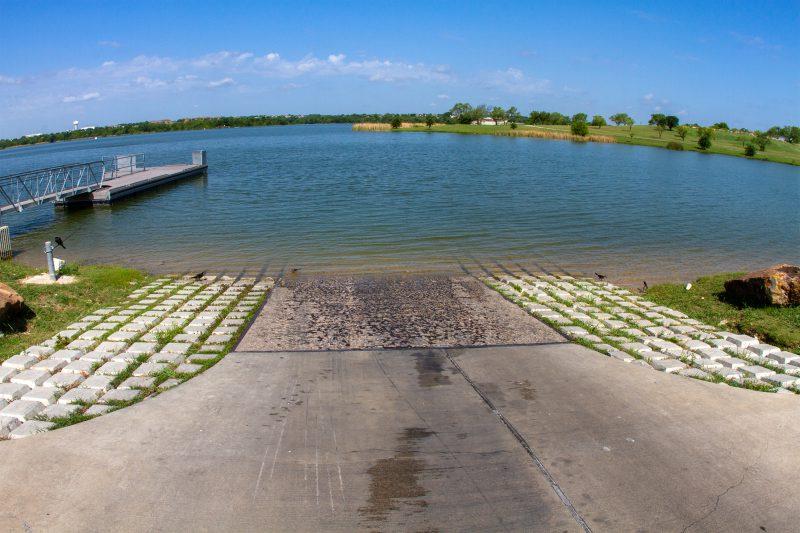 Marine Creek Boat Ramp Closure, Jun 27-28