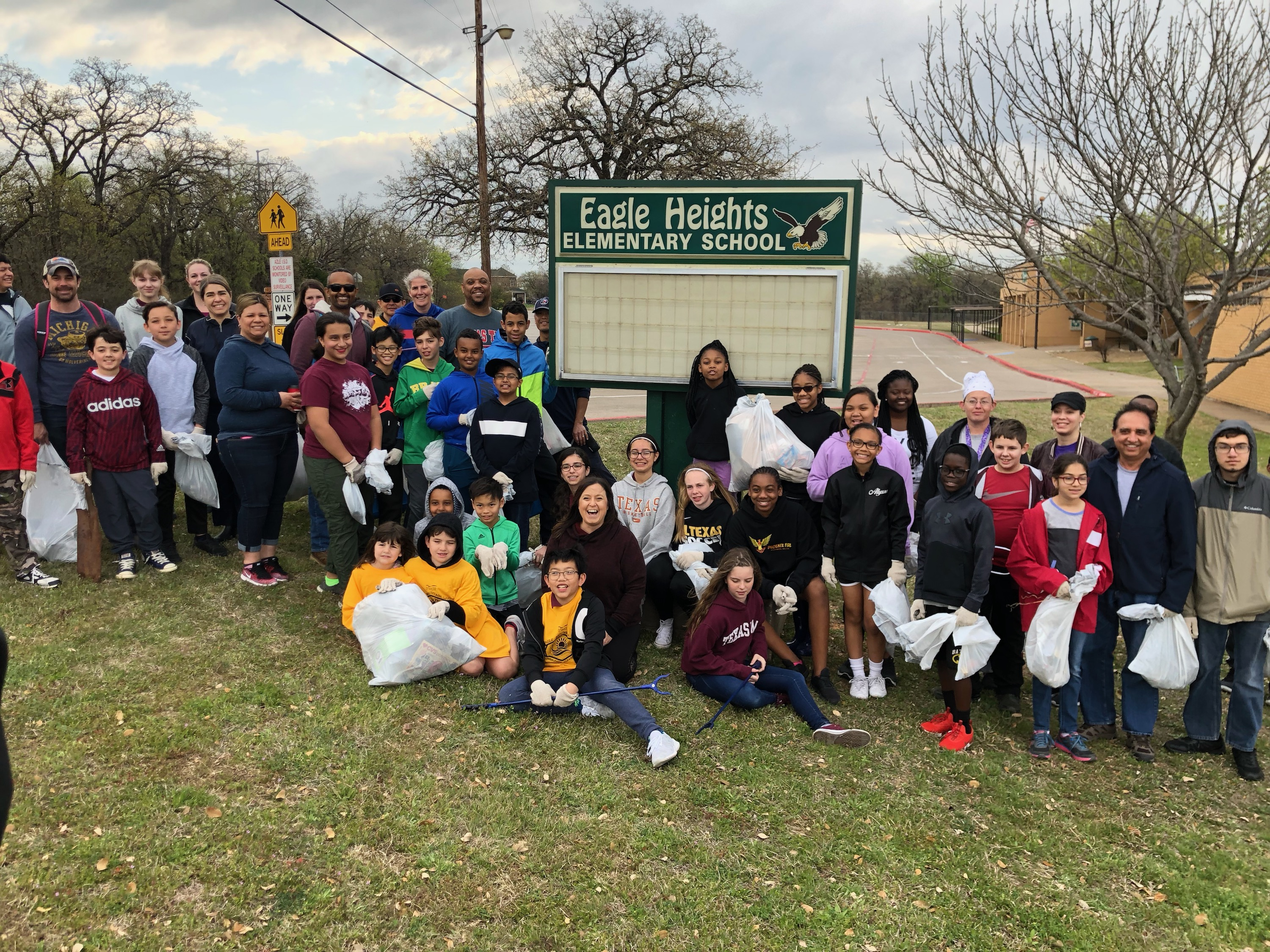 Register for the Eagle Mountain Community Cleanup