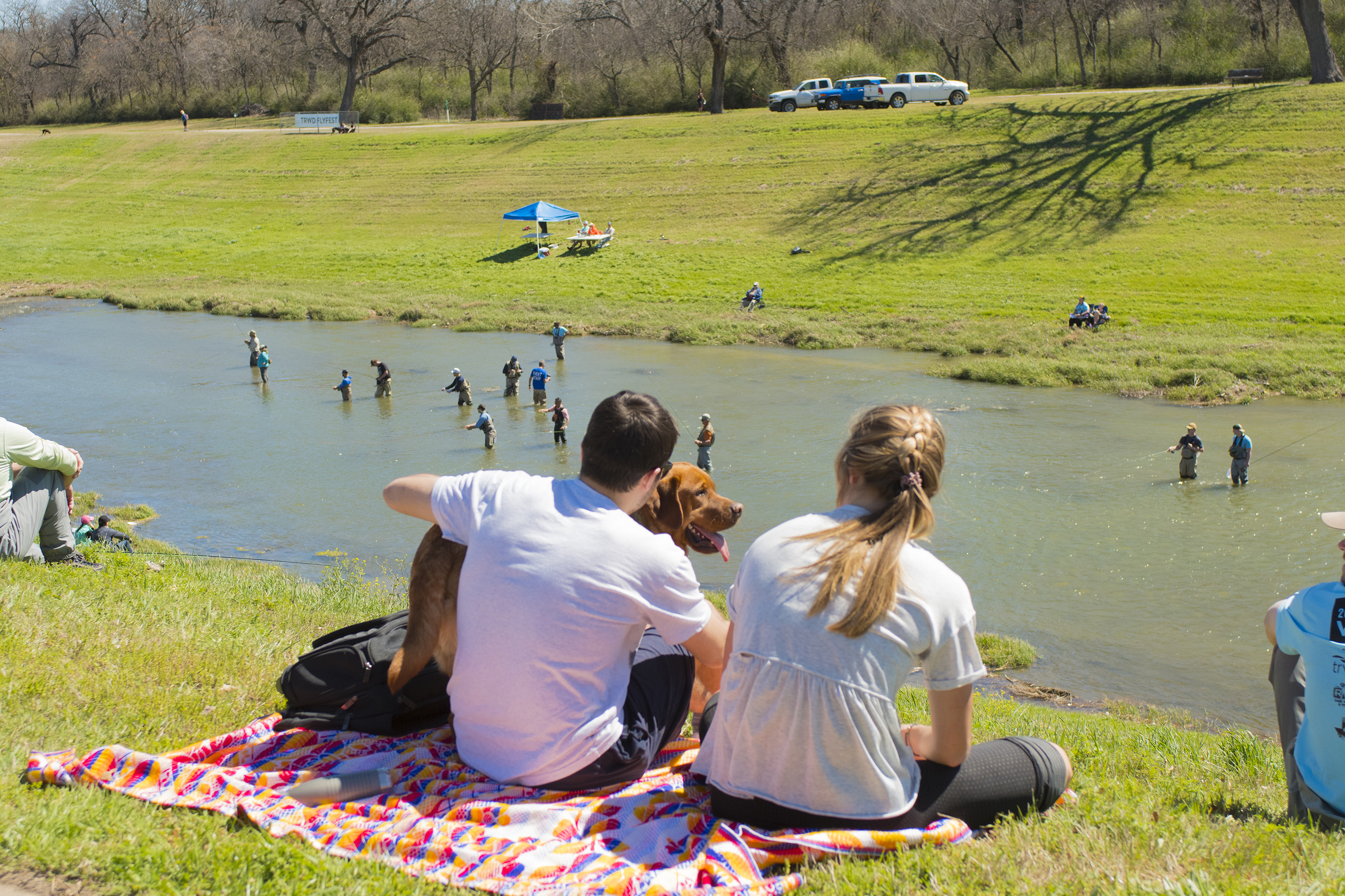 TRWD Flyfest Returns to the Trinity River in Fort Worth on March 13
