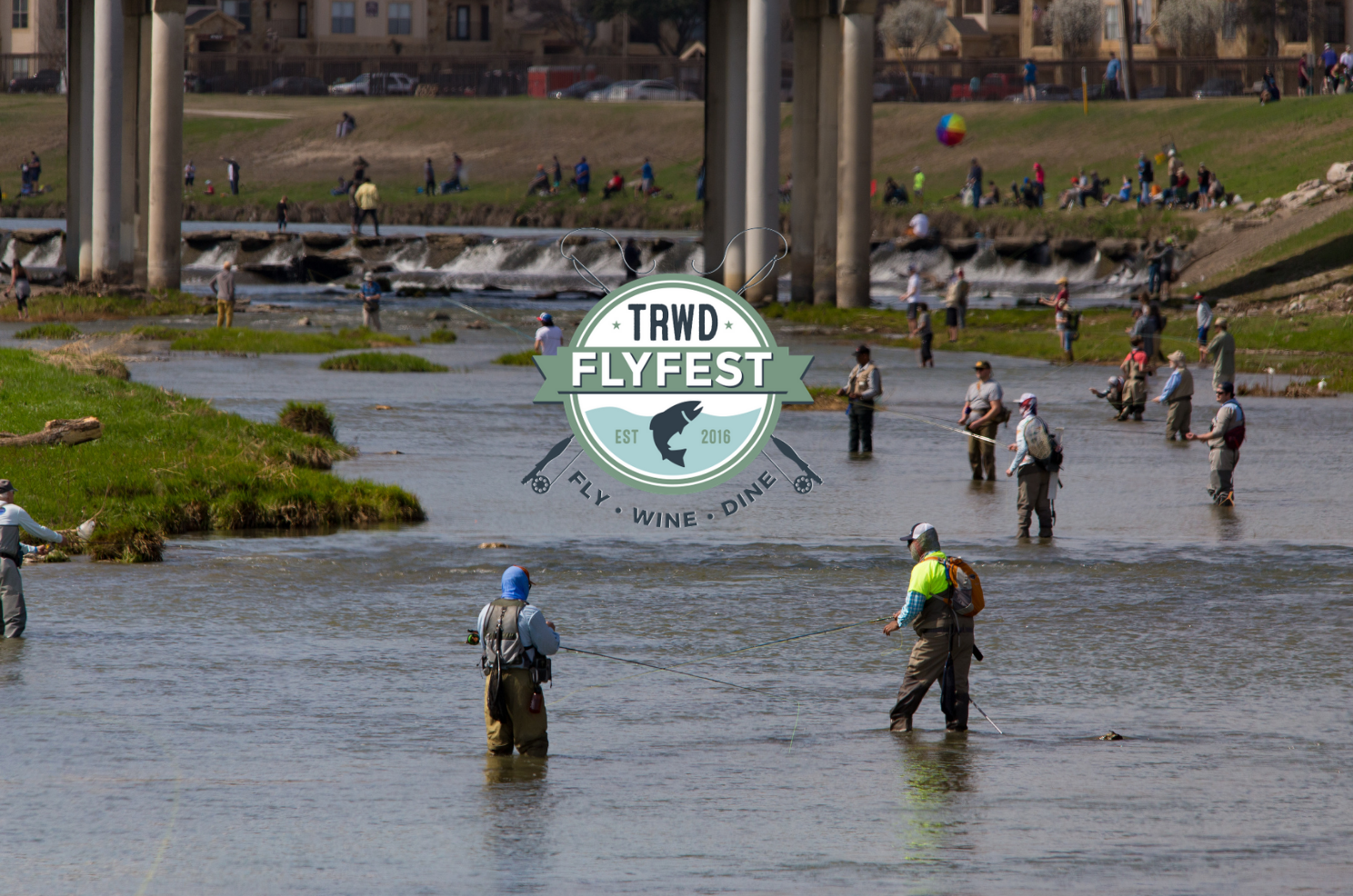 Countdown to TRWD Flyfest on March 13